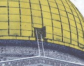 "Etching ""Dome of the..."