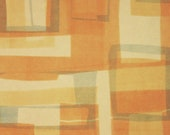 No Walls I, rectangular, geometric, abstract, monoprint, political statement