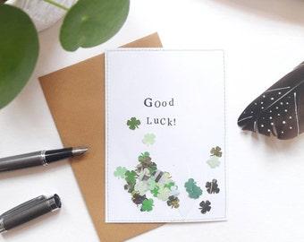 Good luck! I Ansichtkaart/Postcard
