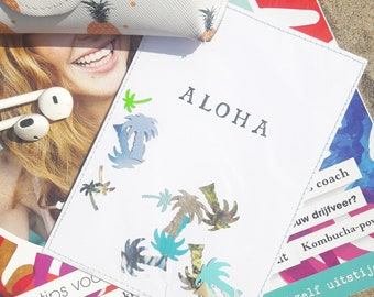 Aloha I Ansichtkaart/Postcard