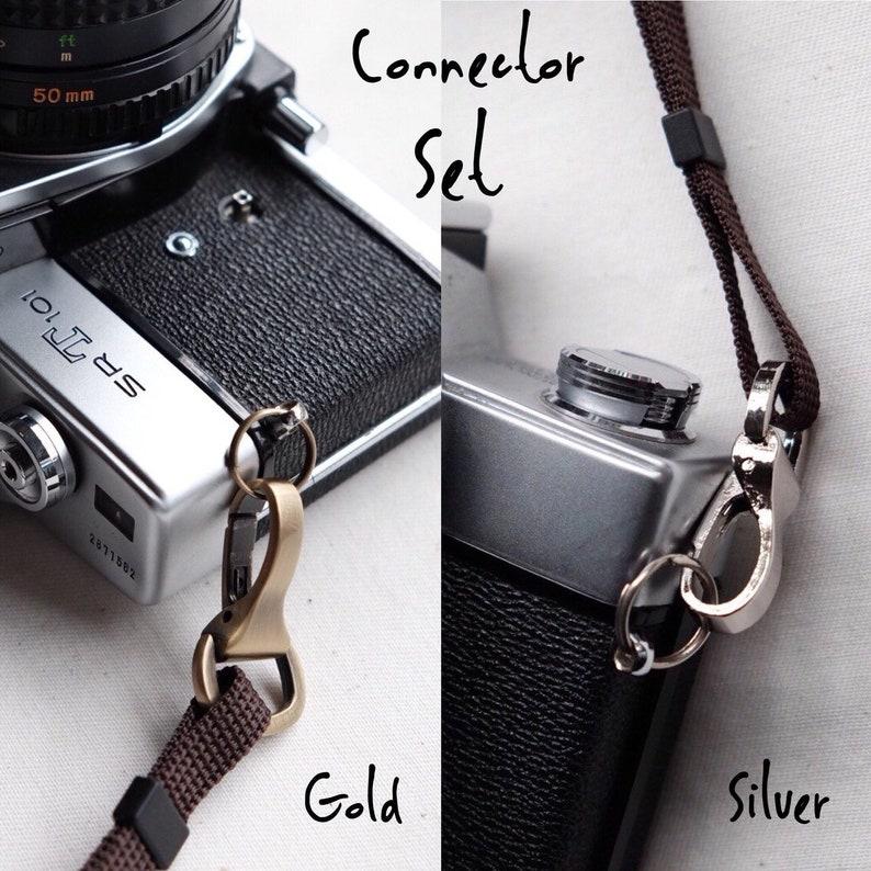 Woven classic Camera strap