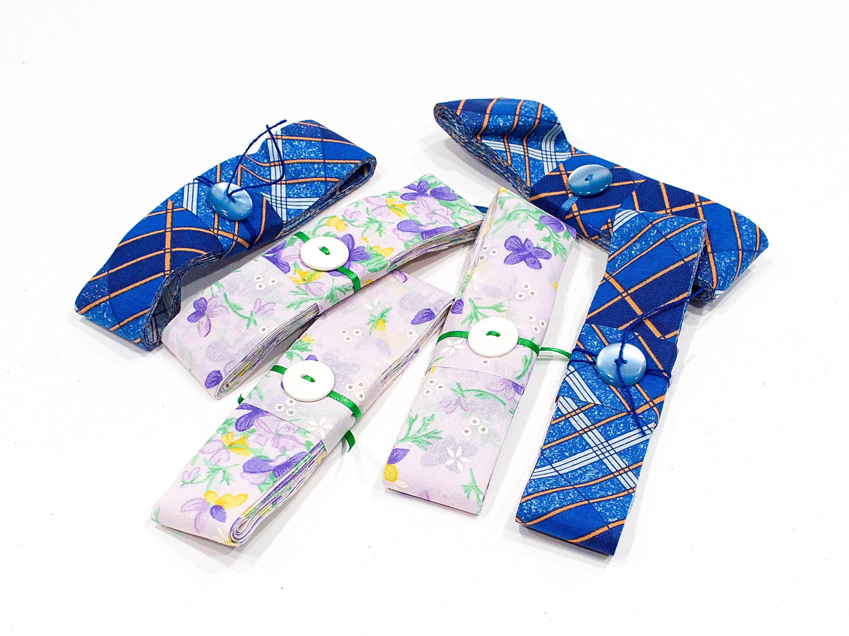 VINTAGE: Total tissu de 30 verges de tissu Total ruban - artisanat - cadeau - ruban de Lewis 1.25