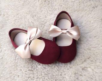 Cria Baby Shoes