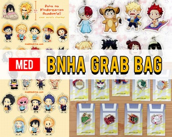 Medium BNHA Grab Bag (90usd value)