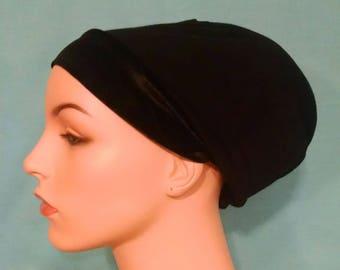 Classic volumizer, boubou, sinar, tichels, scarf, head wrap, snood