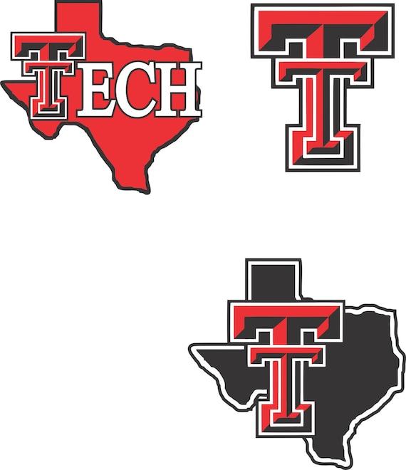 Texas Tech Svg Etsy