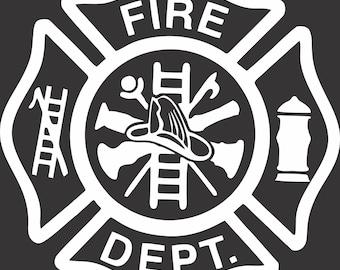Fire Fighter Logo