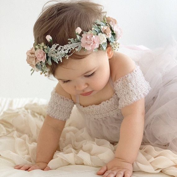 Flower headband,Baby girl headband