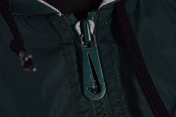 Herren Nike Retro Sport Jahrgang Anorak Jacke Größe L XL echt selten