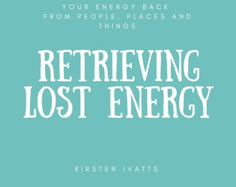 Retrieving Lost Energy - A short Course.
