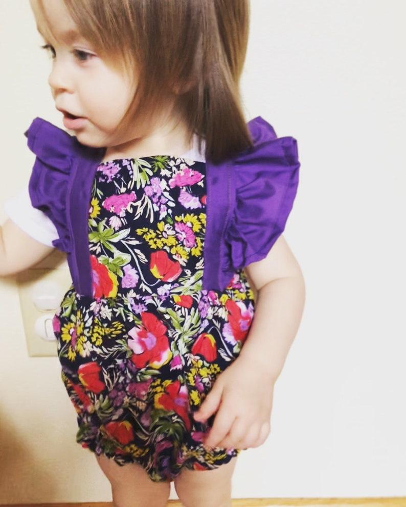 328f8ff01e Easter Romper 18 24 month Romper Toddler Bodysuit