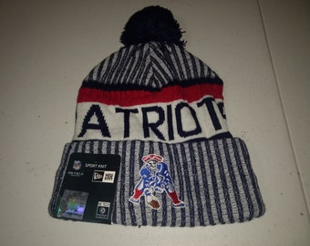 9a60f4e6 real new era new england patriots knit cap and gown 5ae11 72877