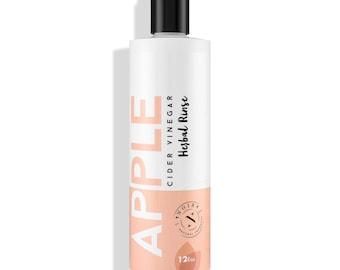 Apple Cider Vinegar Herbal Hair Rinse