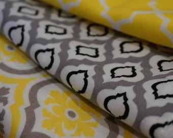 Burp Cloths - Set of 3 (Moroccan)