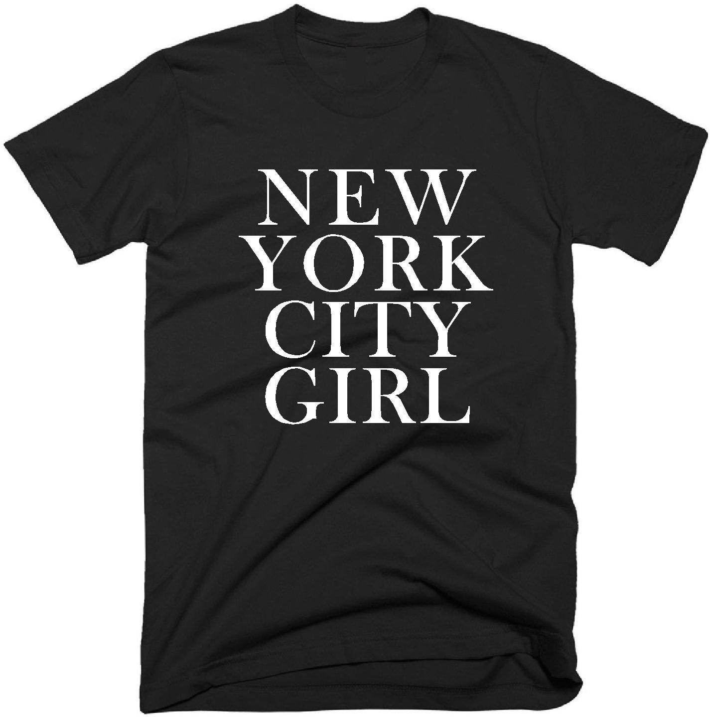 New York City Girl T Shirt Women s Girls Ladies T-Shirt  d39efc552c2