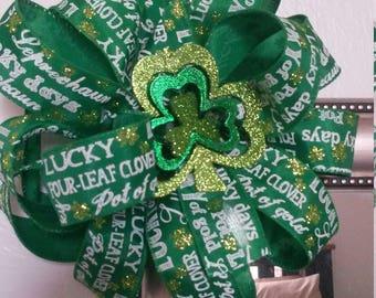 St.Patricks Day Bow