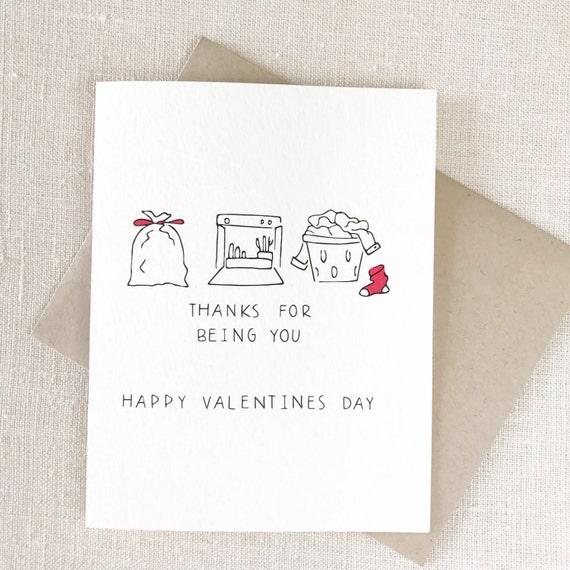 Lustige Valentinstag Karte Karte Zum Valentinstag Fur Freund Etsy