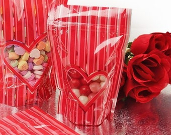 Valentine Treat Bags Etsy