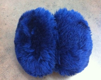 Tunisia Country Name Winter Warm Ear Muffs Faux Fur Ear