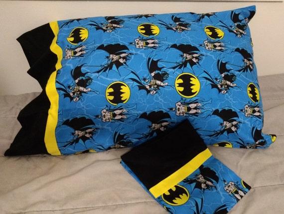Batman DC Comics Pillow Case Sets