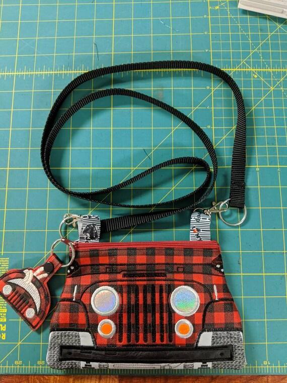 Off road zipper bag