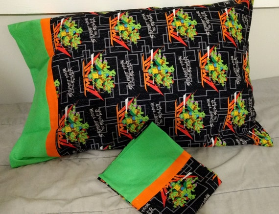 Teenage Mutant Ninja Turtle Pillowcase Sets