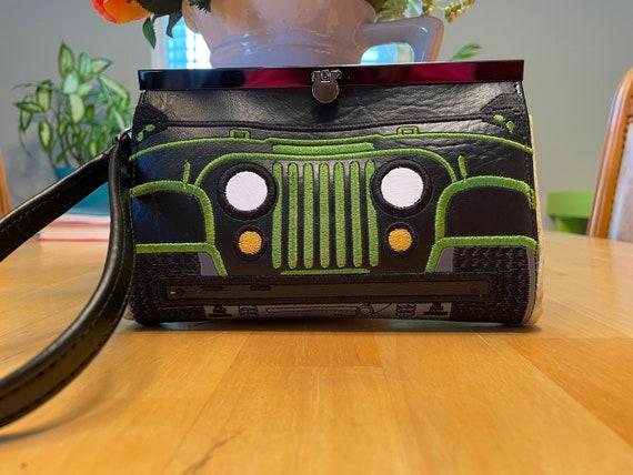 Off roader necessary clutch wallet