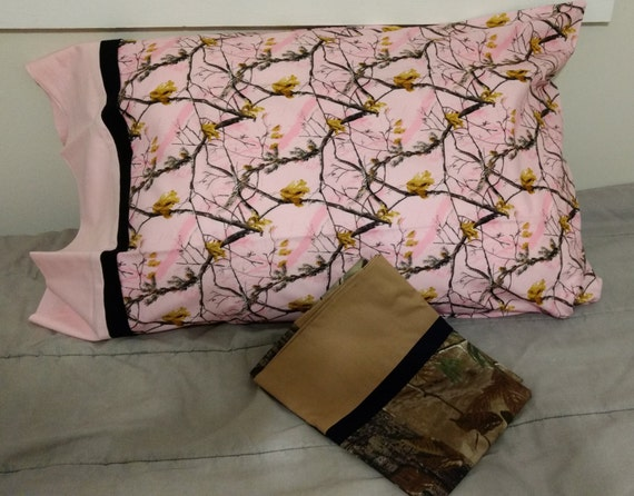 Camouflage Pillowcase Sets