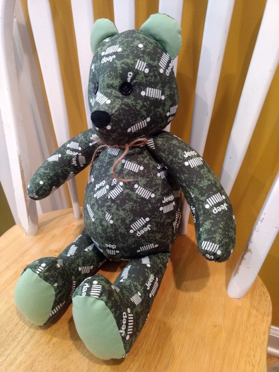 Adorable memory, hero, or just plain cute Teddy Bears!