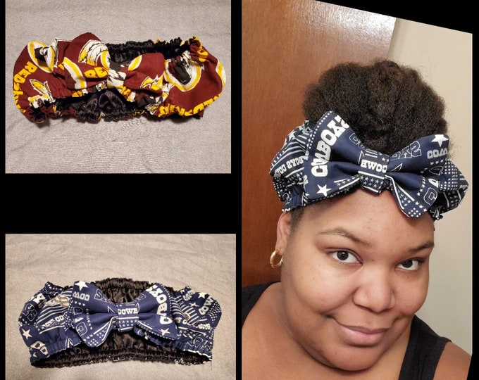 NFL fabric Headband