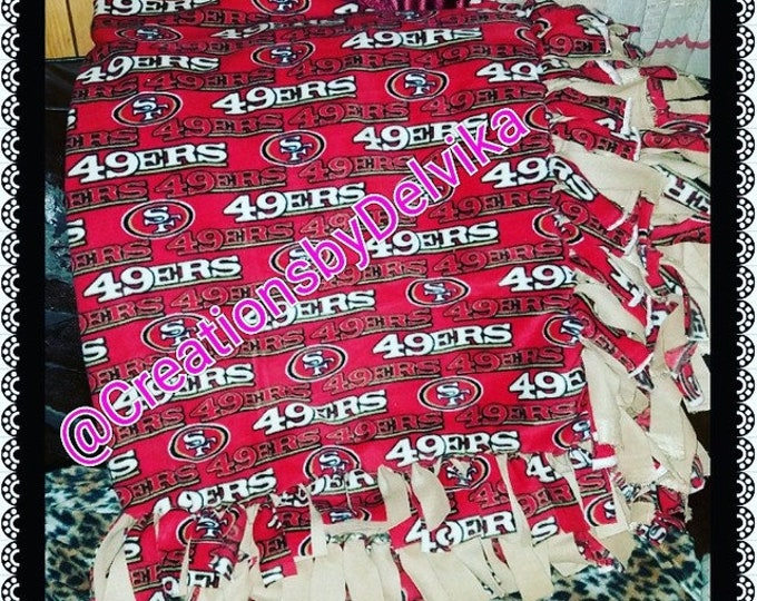 NFL Fleece Blanket