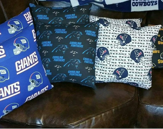 NFL Throw Pillow
