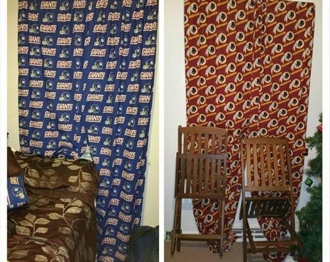 NFL Curtains