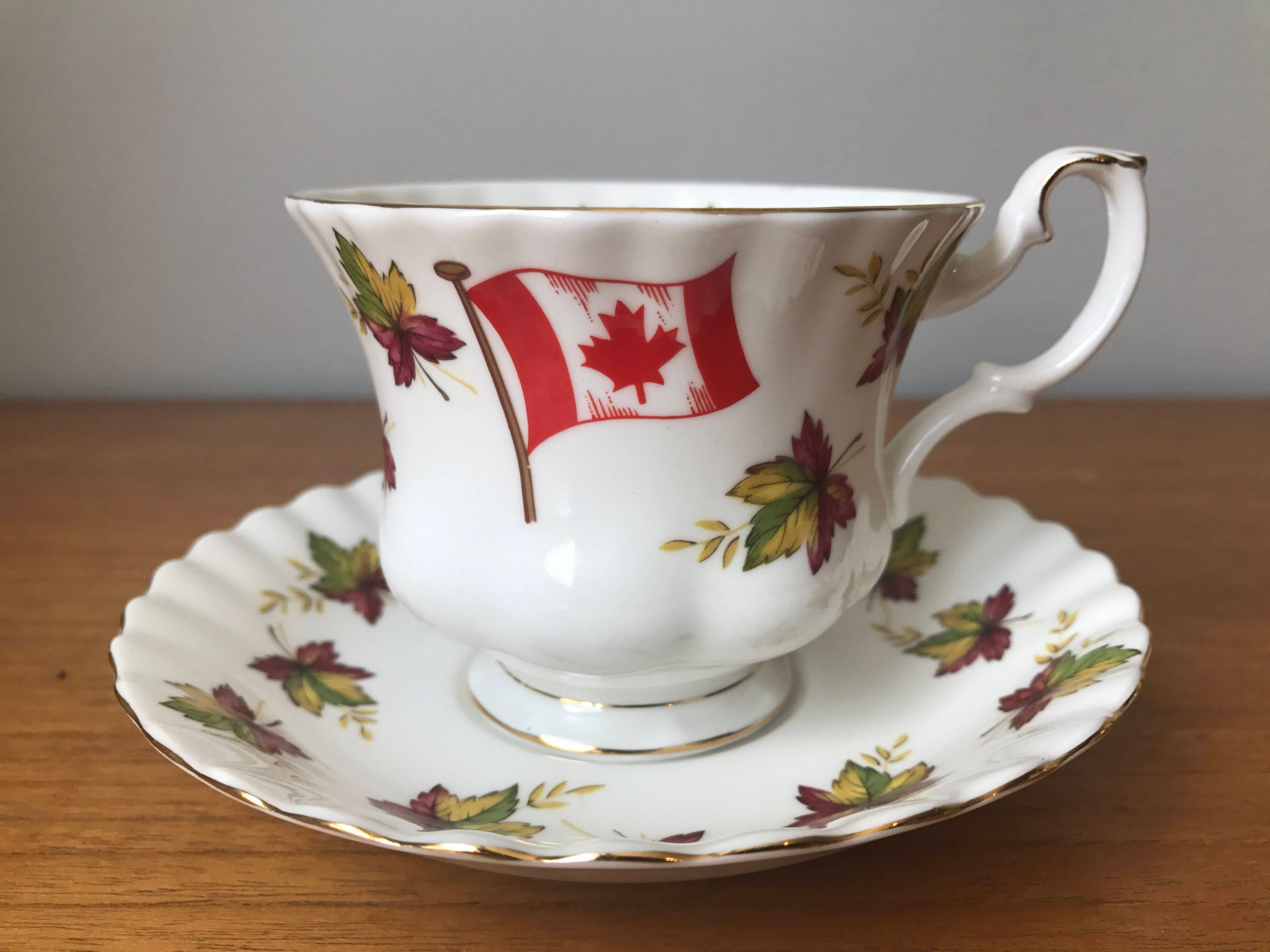 royal albert from sea to sea tea cup and saucer