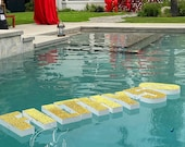 Pool Float Pool Decoration Floating Prop Letters Saying —Shipping Included!