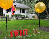 Sweet 16 Large Freestandi...