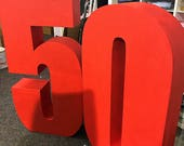 Large Freestanding Number...