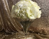 Sale!  White Flowers in G...