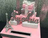 Paris Theme Sweet 16 Card...