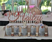 Free Ship! Sweet 16 Candelabra, Quinceanera & Mitzvah Candle Lighting Centerpiece - Large Size WITH Tiered candle effect