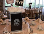 Shopping Theme Centerpiece for Sweet 16 // Bat Mitzvah // Quince -  Custom! Any Store or Brand!