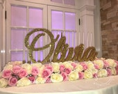 ROSES! Sweet 16 Candelabra, Quinceanera & Mitzvah Candle Lighting Centerpiece - Two tier with  flowers! Floral!