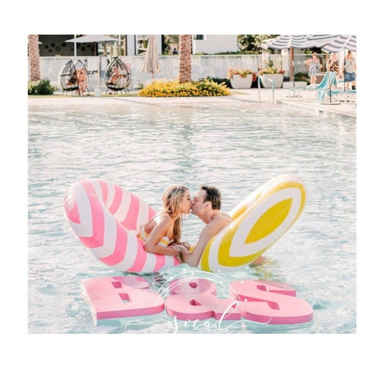 Wedding Pool Party Float Decoration Floating Prop Giant image 0