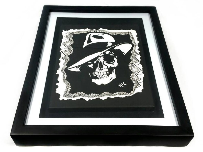 Michael Jackson Art  Smooth Criminal  Shadow Box Framed Canvas  NiC.NaC.DesignZ  Human Nature