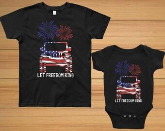 641a275a8 Fourth of July Jeep Shirt/Fourth July Kids Shirt/American Flag Jeep/Boy  Girl Jeep Shirt/Kids Jeep Shirt/Jeep Baby Clothes/Jeep Kids Clothes/