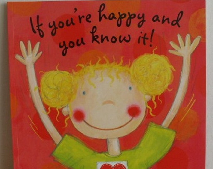 If you're happy and you know it Jan Ormerod New Paperback book Childrens Fiction Picture Book Bed time Story Book