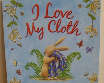 I love my cloth Amber Stewart New Paperback book Childrens Fiction Picture Book Bed time Story Book