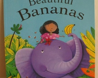 Beautiful Bananas by Elizabeth Laird-NEW Paperback book childrens fiction Bedtime Story Book