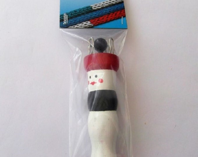 Wooden Knitting Dolly with pin by PRYM for french knitting Nancy knitting Childrens knitting craft