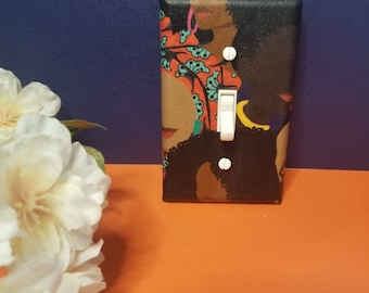 African American, Black History, Black Women, Black Men, Sistas Light Switch Cover suiteplate Ethnic Home Decor by Urban Swazi